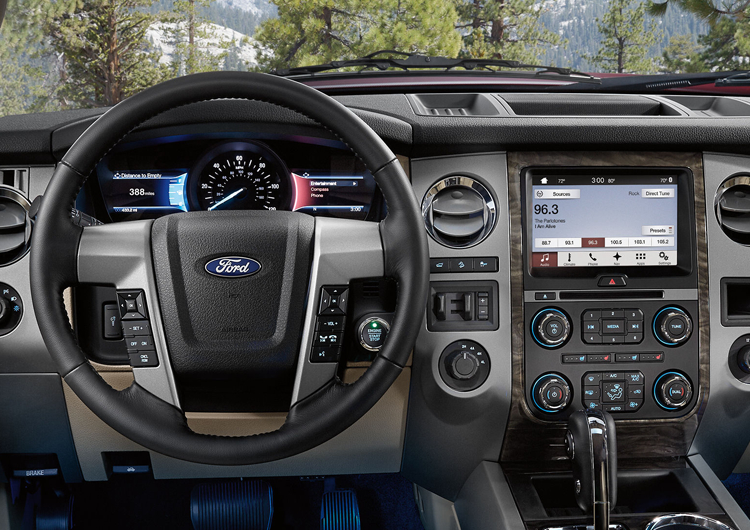 2017 Ford Expedition Performance Features