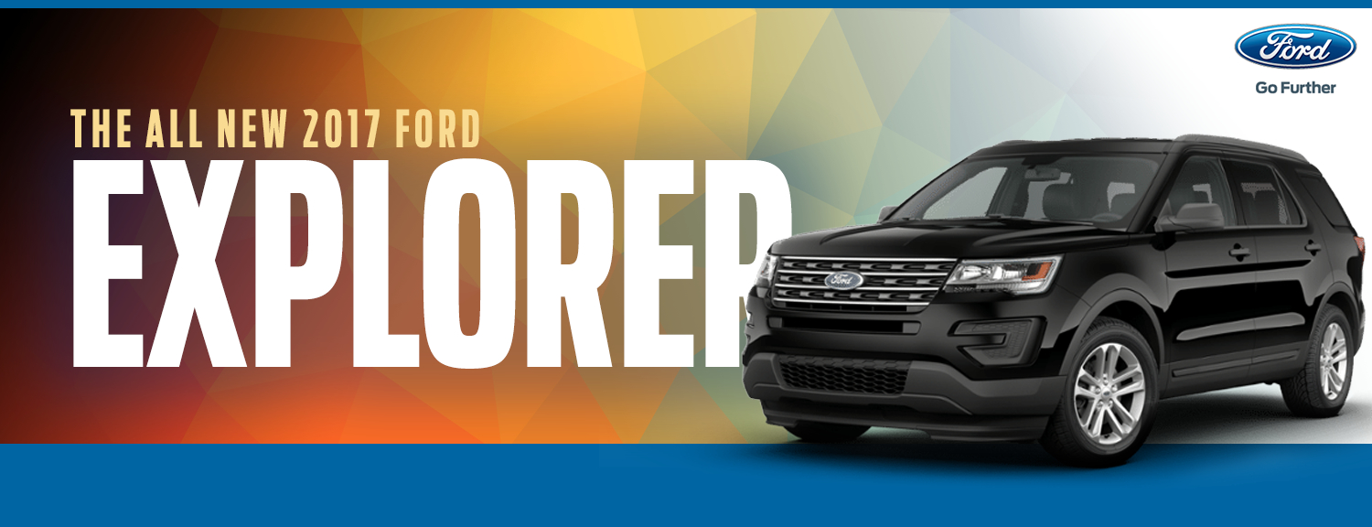 2017 Ford Explorer Model Specs, Features and Information