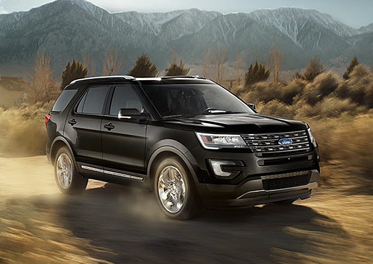 2017 Ford Explorer Model Performance Features