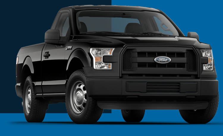 2017 Ford F-150 Model Exterior