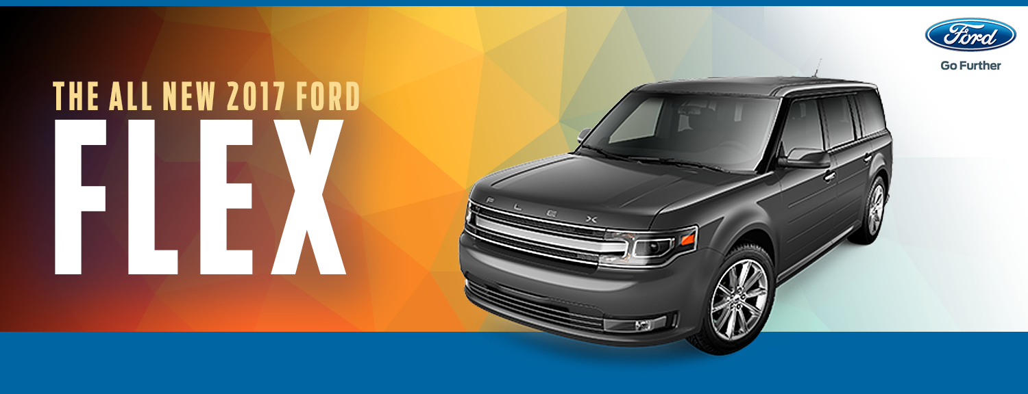 Research the new 2017 Ford Flex model in Lakewood, WA