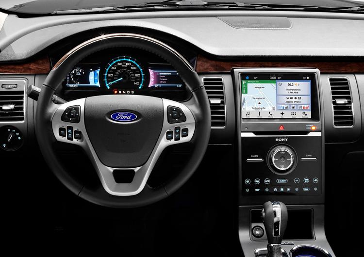 2017 Ford Flex Model Safety