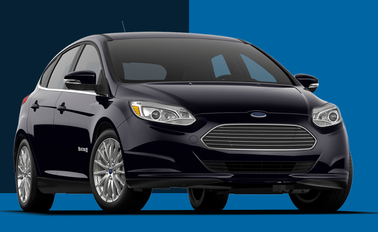 2017 Ford Focus Electric Model Exterior