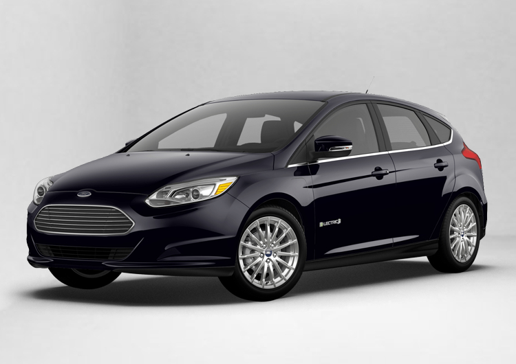 2017 Ford Focus Electric Model Design