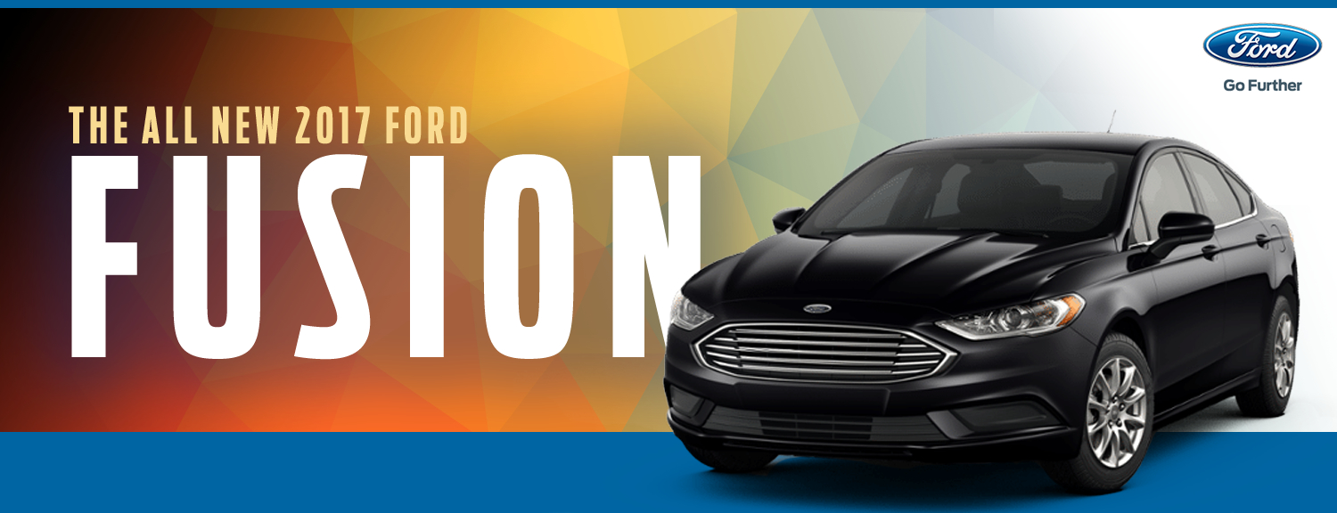 2017 Ford Fusion Model Features, Information, and Specs