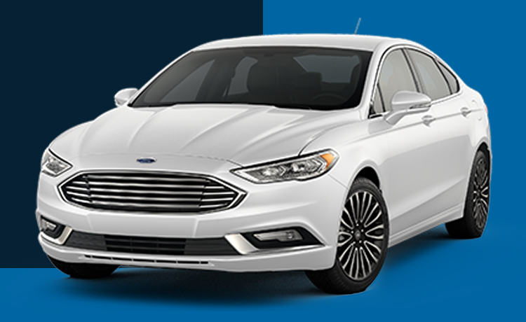 2017 Ford Fusion Model Exterior Styling