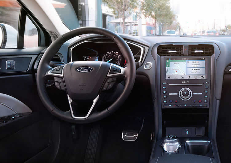 2017 Ford Fusion Model Performance Features