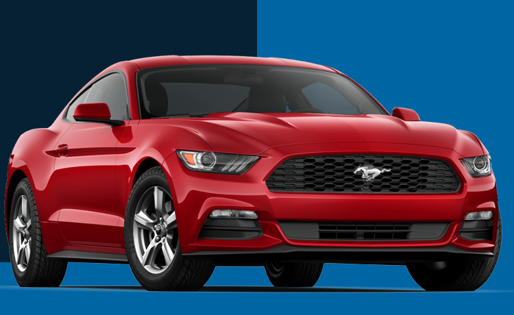 2017 Ford Mustang Model Exterior Styling