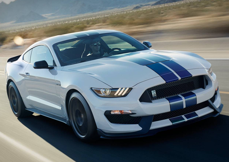 2017 Ford Shelby GT350 Model Performance