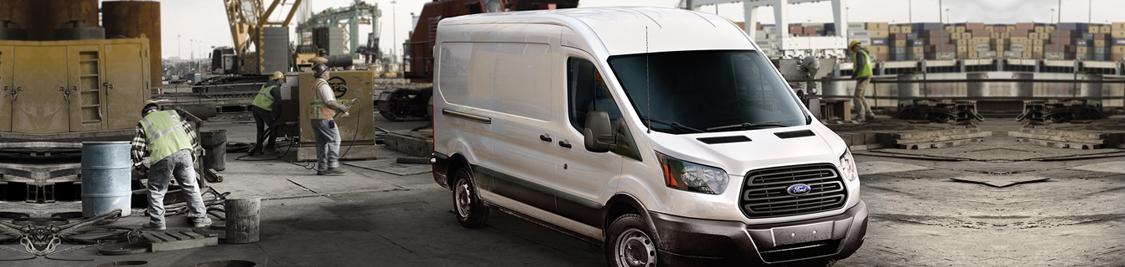 2017 Ford Transit Cargo Van in Lakewood, WA