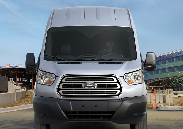 2017 Ford Transit Cargo Van Model Performance