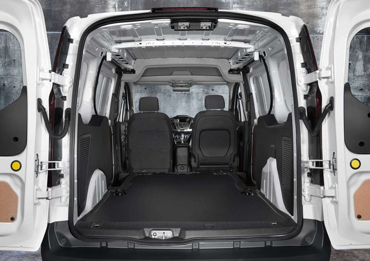2017 Ford Transit Connect Wagon Model Performance