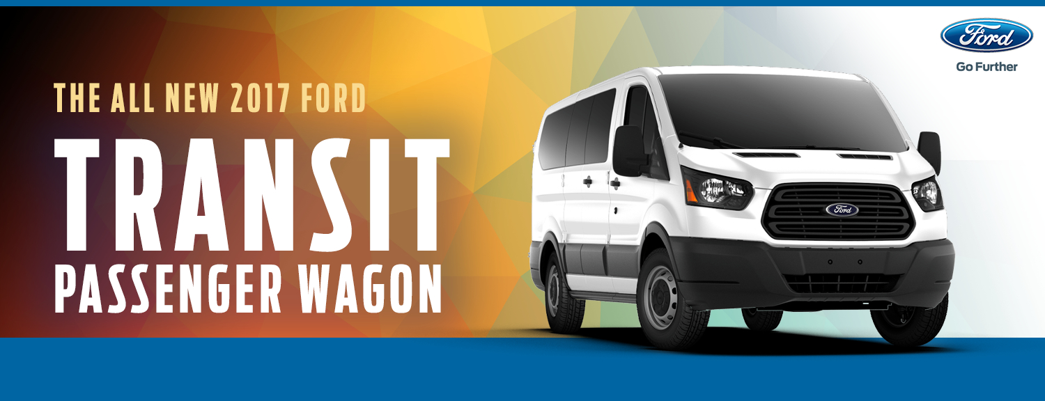 2017 Ford Transit Passenger Wagon Model Details in Lakewood, WA