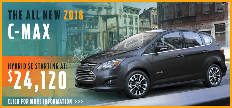 Click to View 2018 C-Max Model Information