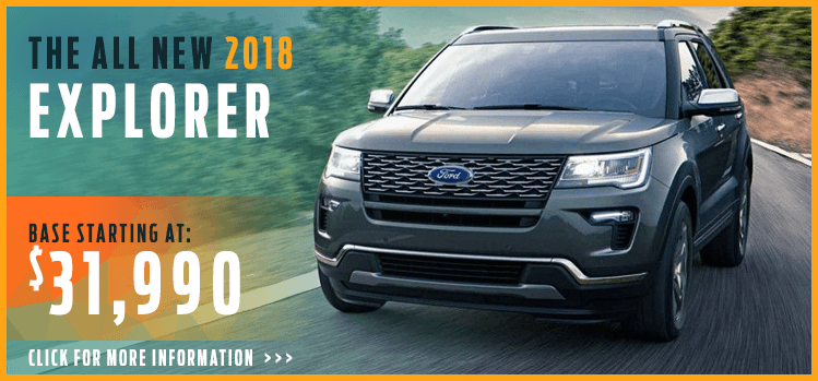 Click to View 2018 Explorer Model Information