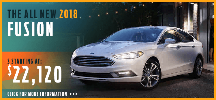Click to research the 2018 Fusion model at Lakewood Ford
