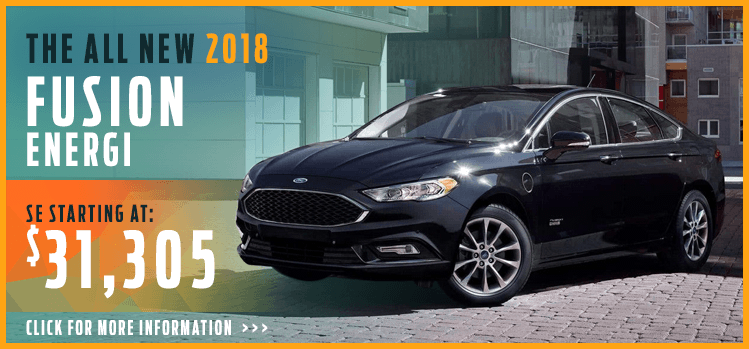 Click to research the 2018 Fusion Energi model at Lakewood Ford