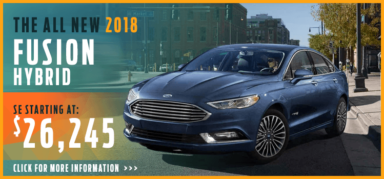 Click to research the 2018 Fusion Hybrid model at Lakewood Ford