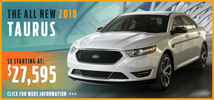 Click to View 2018 Taurus Model Information