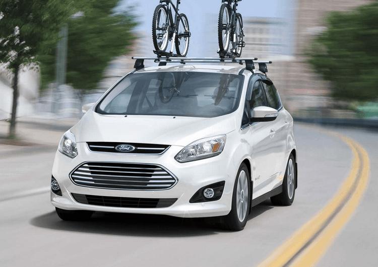 2018 Ford C-MAX Design