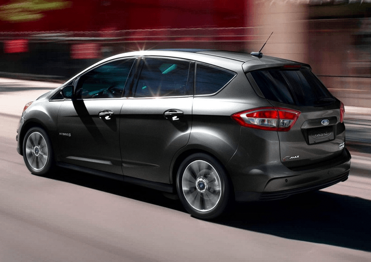 2018 Ford C-MAX Performance