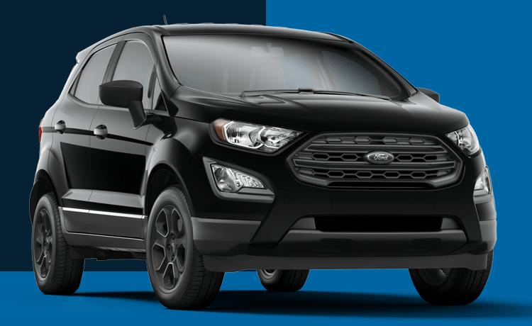 2018 Ford EcoSport Model Exterior Design