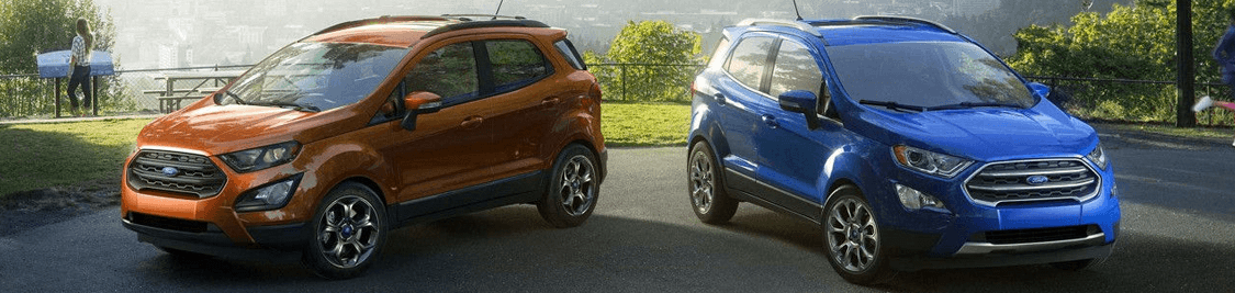 2018 Ford EcoSport in Lakewood, WA