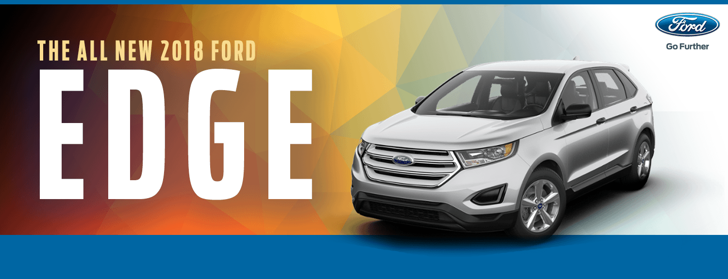 2018 Edge SUV research information at Lakewood Ford