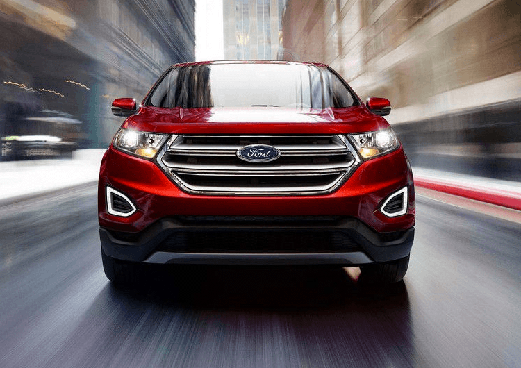 2018 Ford Edge Performance Details