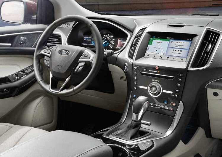 2018 Ford Edge Safety Information