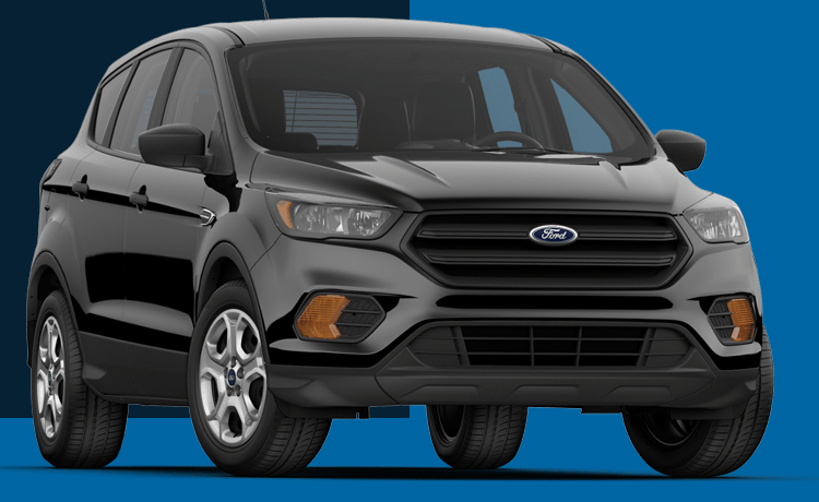 2018 Ford Escape Model Exterior Design