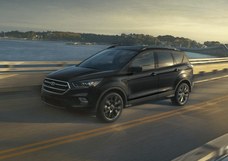 2018 Ford Escape Model Performance