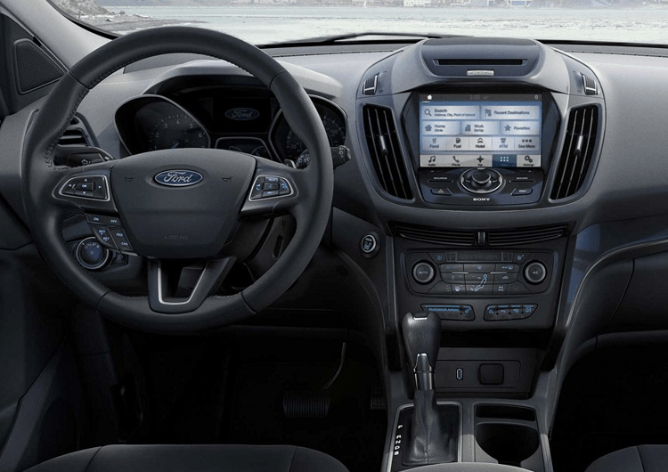 2018 Ford Escape Model Safety