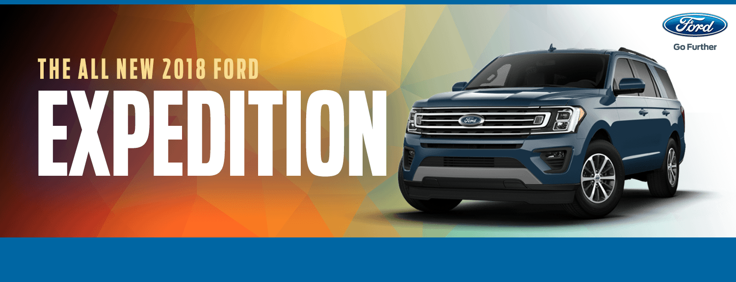 2018 Ford Expedition Model Details in Lakewood, WA