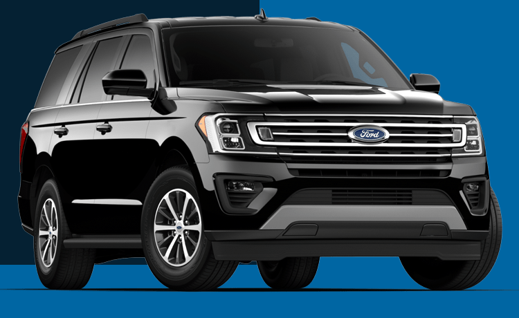 2018 Ford Expedition Model Exterior Design