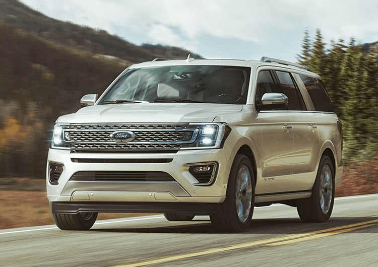 2018 Ford Expedition Model Performance
