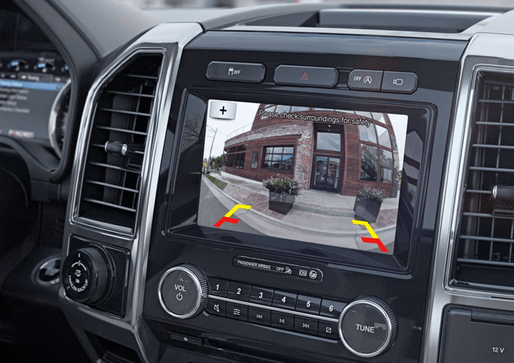 2018 Ford Expedition Model Safety