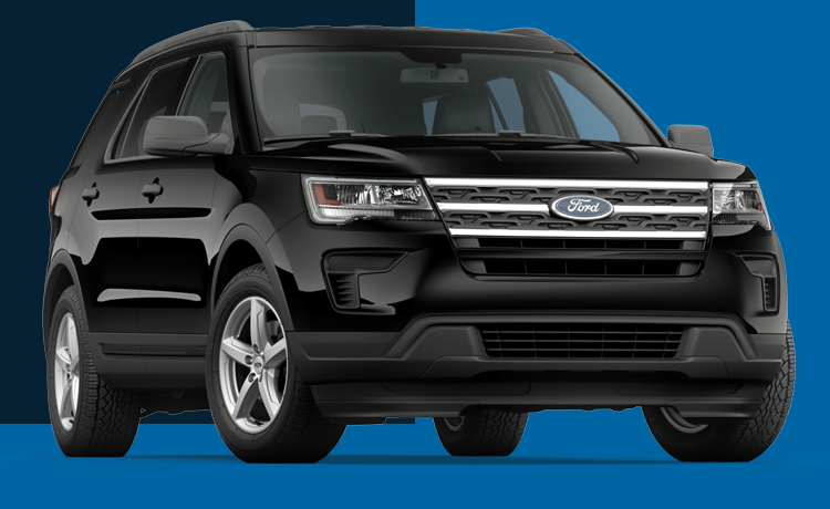 Find a new 2018 Ford Explorer in Lakewood, WA