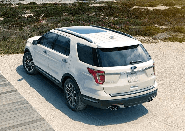 2018 Ford Explorer Performance