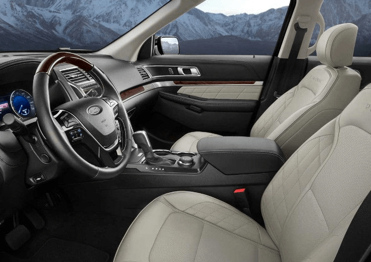 2018 Ford Explorer Safety