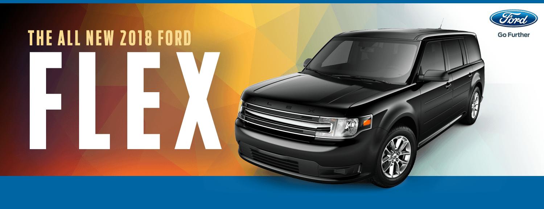 2018 Ford Flex Model Details in Lakewood, WA