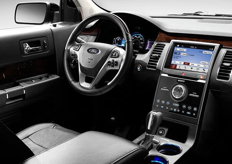 2018 Ford Flex Model Safety