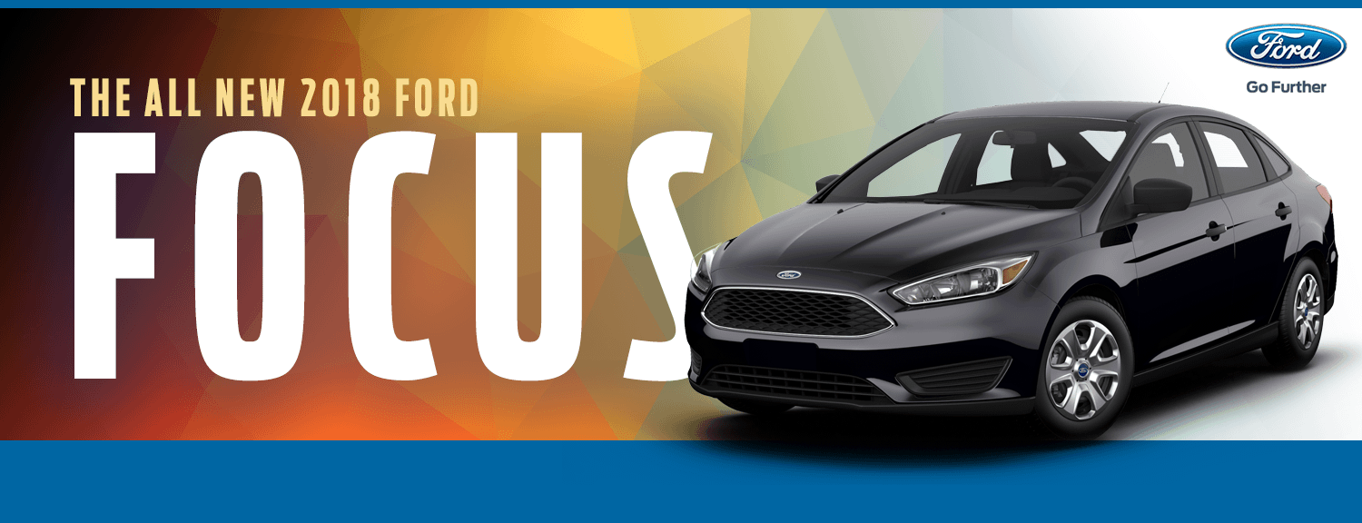 Research the 2018 Focus model at Lakewood Ford