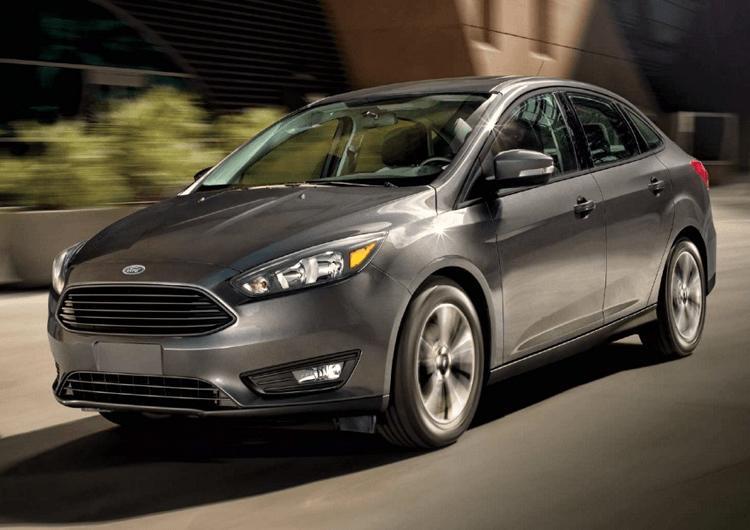 2018 Ford Focus Design