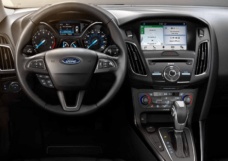 2018 Ford Focus Safety
