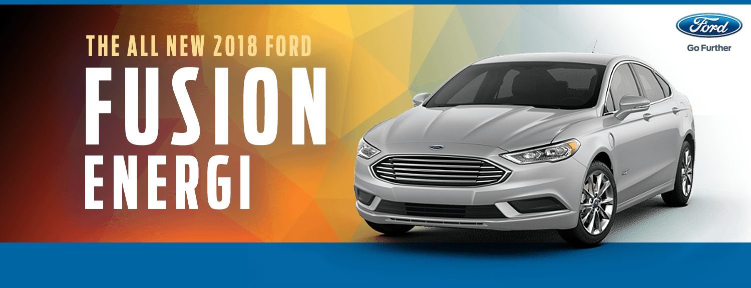 2018 Ford Fusion Energi Plug-in Hybrid Model Information in Lakewood, WA