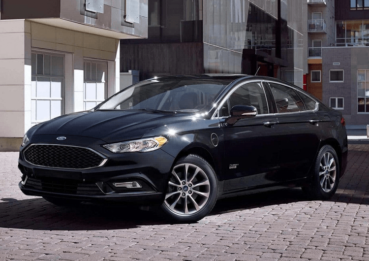 2018 Ford Fusion Energi Plug-in Hybrid Design