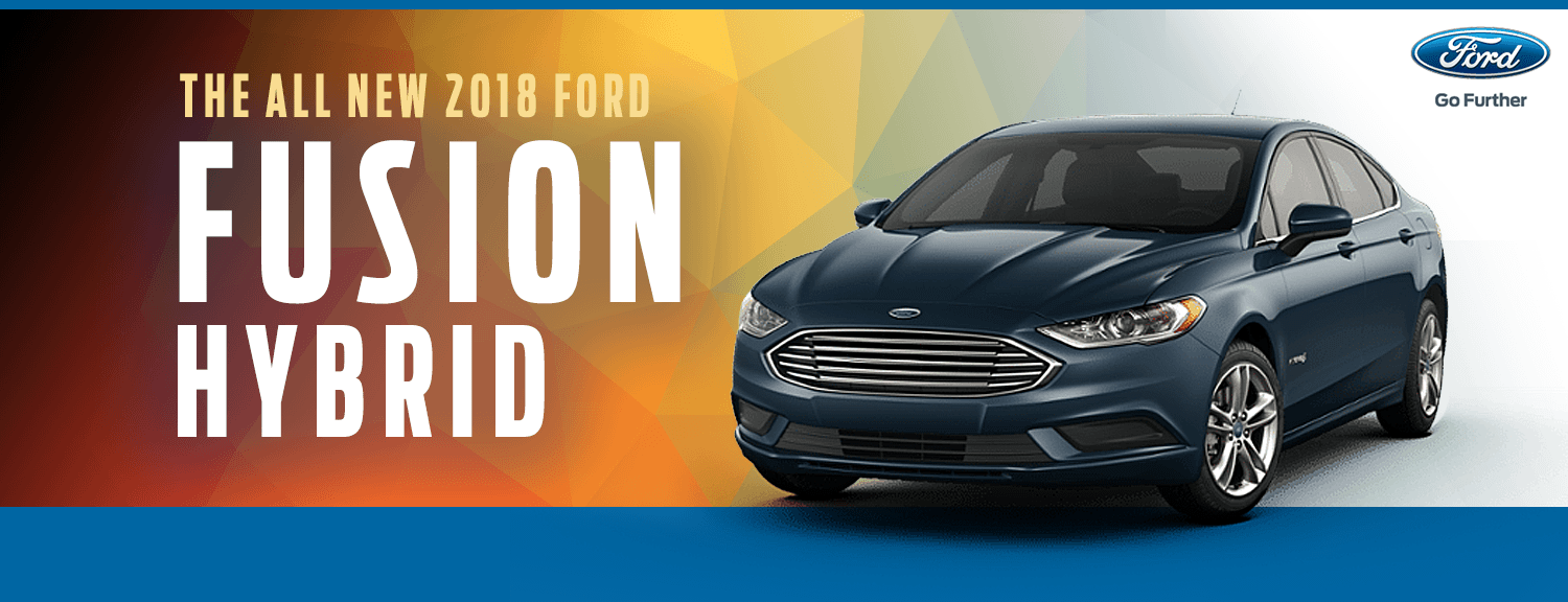 2018 Ford Fusion Hybrid Model Information in Lakewood, WA
