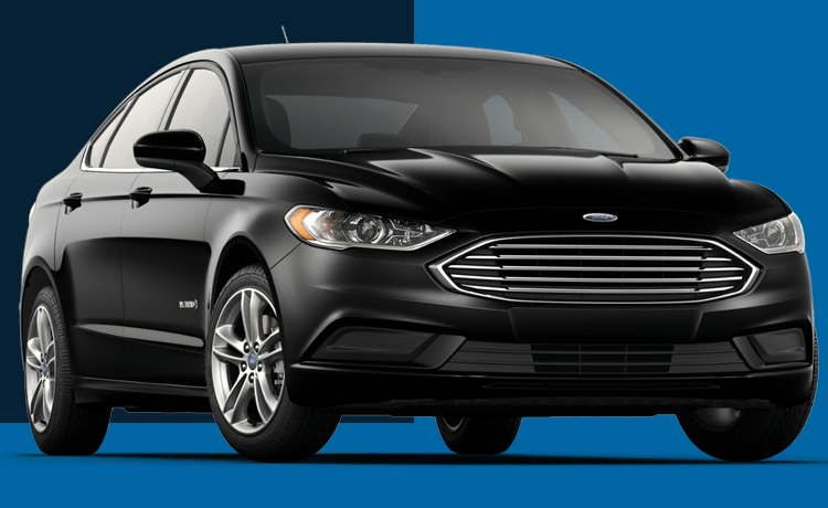 The New 2018 Ford Fusion Hybrid is now available at Lakewood Ford