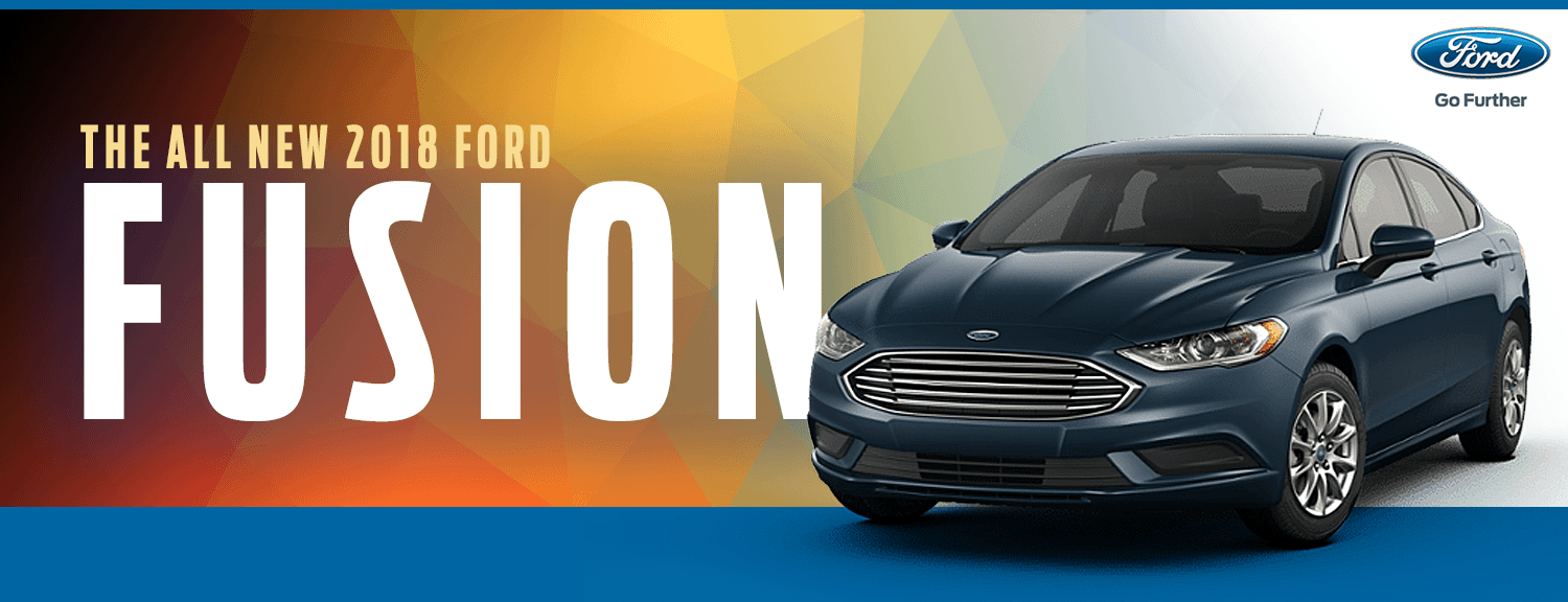 2018 Ford Fusion Model Information in Lakewood, WA